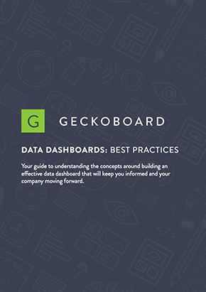 1 Kennzahlen - Webcontent - Geckoboard Dashboard-best-practices
