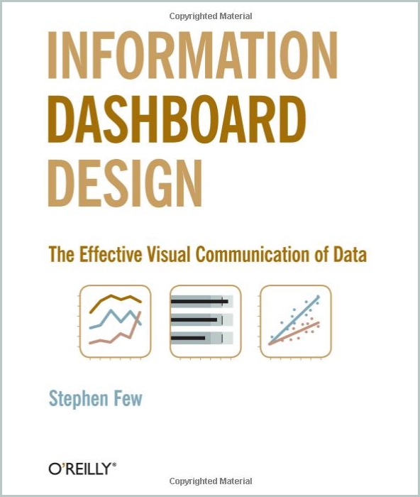 Dashboard Literatur - Stephen Few - Information Dashboard Design